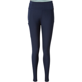 Craghoppers Velocity Tights Women, blue navy